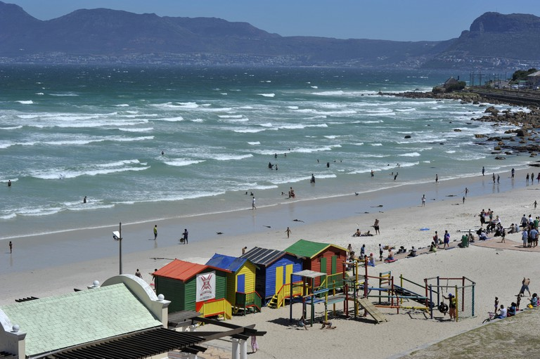 Muizenberg Beach, Cape Town Muizenberg Beach, Cape Town ©South African Tourism/Flickr