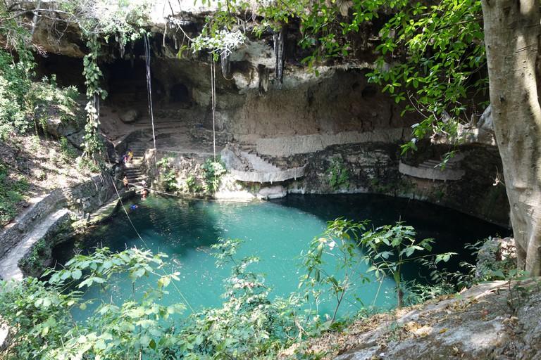 Cenotes | © Elizabeth K. Joseph/Flickr