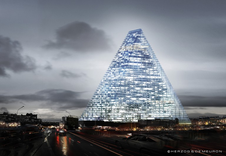 Tour Triangle in Paris