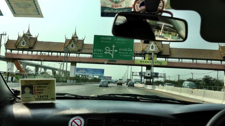 Thai Taxi