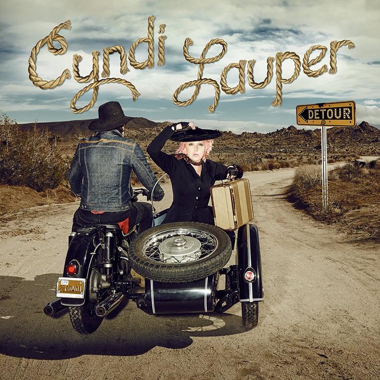 """Cyndi Lauper """"Detour"""""""