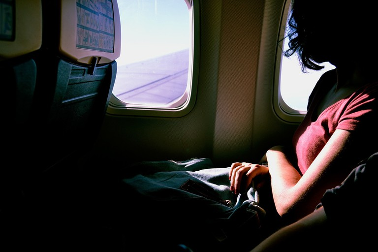 Airplane passenger | © Unsplash/Pixabay
