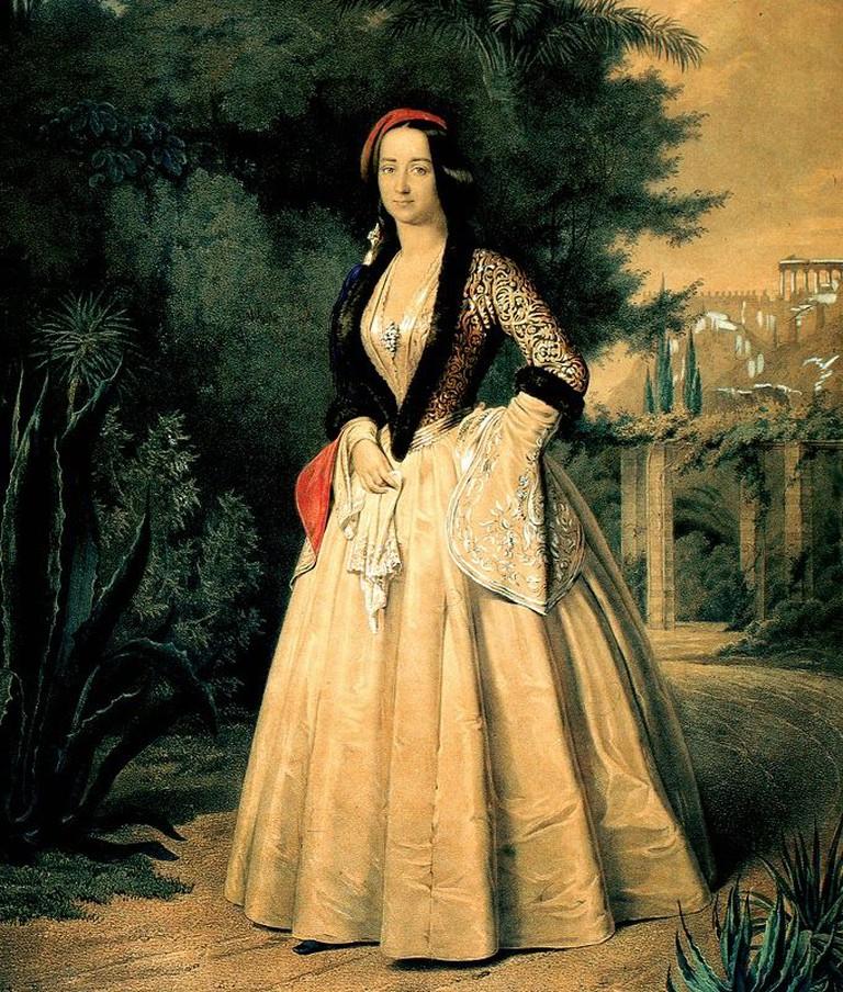 Amalie von Oldenburg | © Unknown/WikiCommons