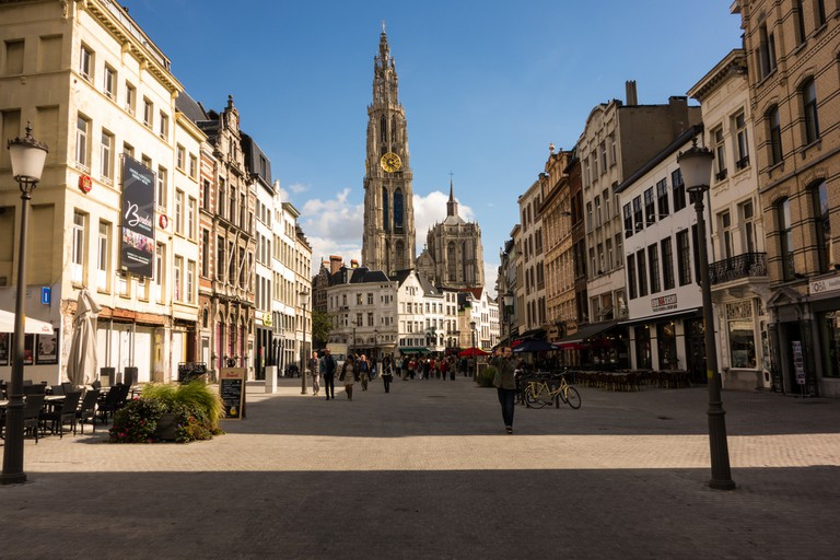 Antwerp | © Nan Palmero/Flickr