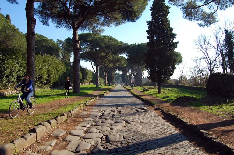 Appia Antica | © Livia Hengel