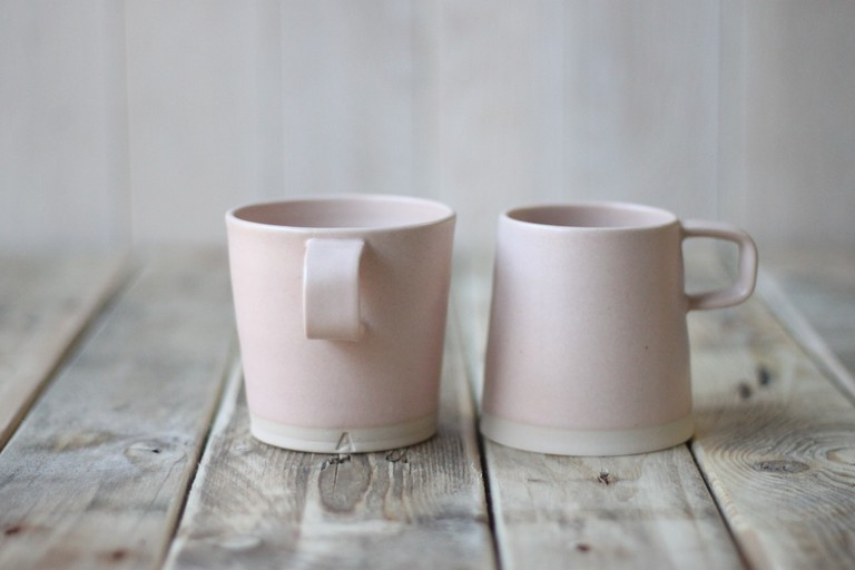 Mugs by Arran Street East | © Aoife McElwain/Courtesy of the Design and Crafts Council of Ireland