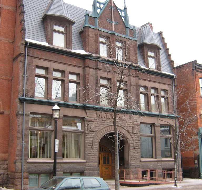 Arts and Letters Club of Toronto | Public Domain/WilliamDenton/WikiCommons