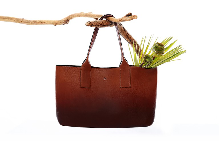 Mojave Simple Tote | Courtesy of Angie Kim