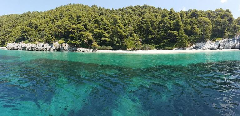 Kastani Beach | © Athinavaitsi/WikiCommons