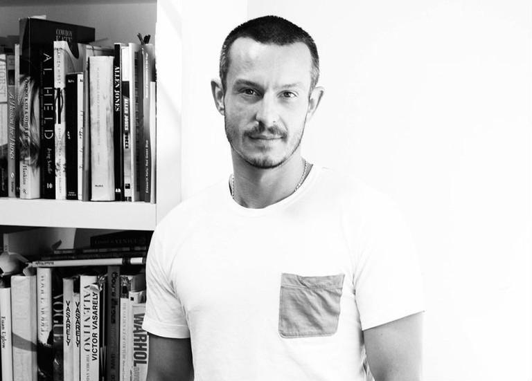 Jonathan Saunders | Courtesy Of Jonathan Saunders Studio
