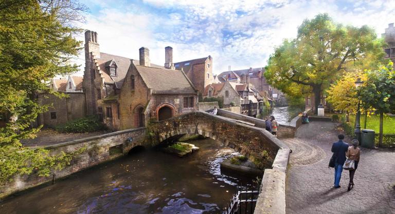 Bonifaciusbrug | © Jan D'Hondt/courtesy of Toerisme Brugge