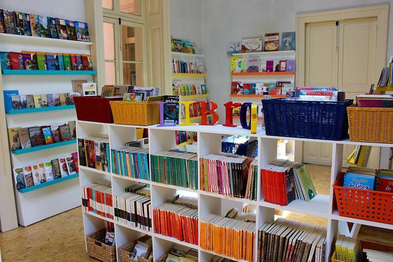 Bookshop | ©ElisaJarquin
