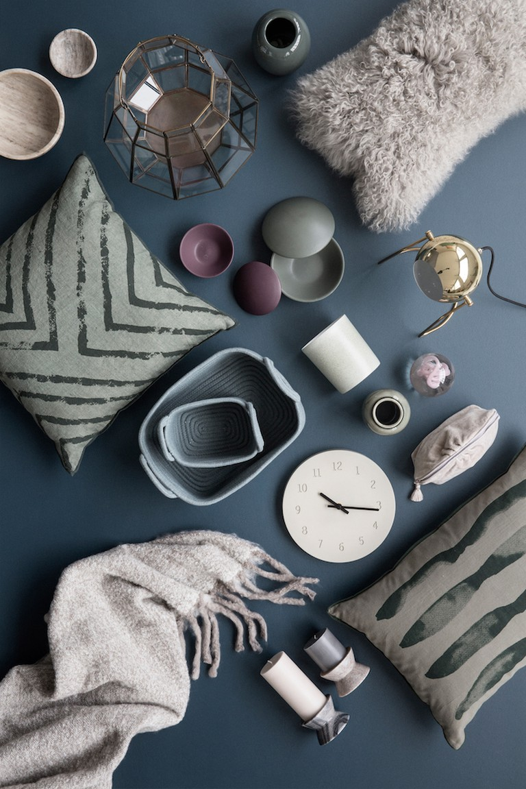 Danish brand Broste Copenhagen has introduced this seasonal tonal colour palette
