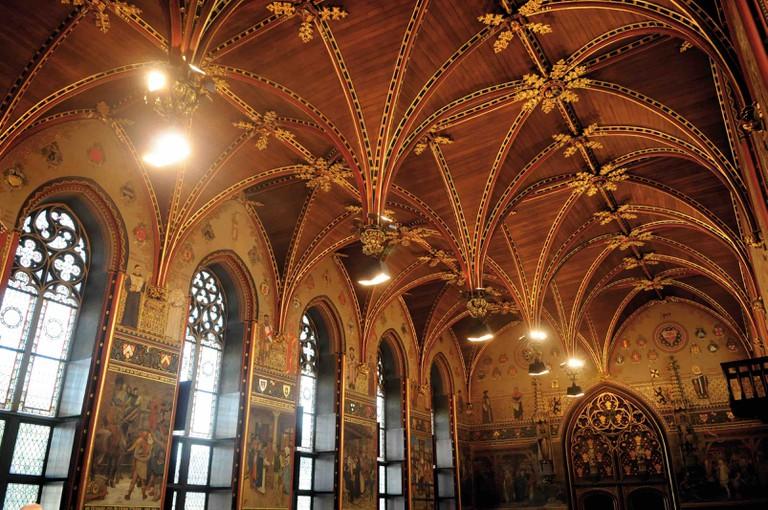 Bruges City Hall | © Jan Darthet/courtesy of Toerisme Brugge