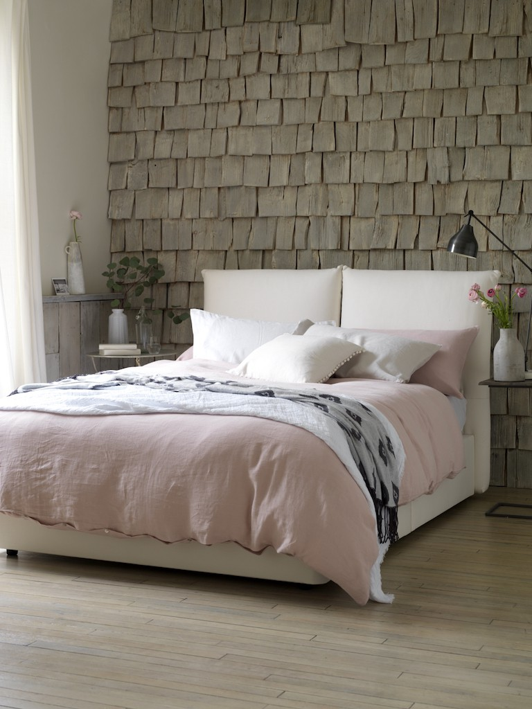 Cosy up on a Sunday afternoon with layers of bedding