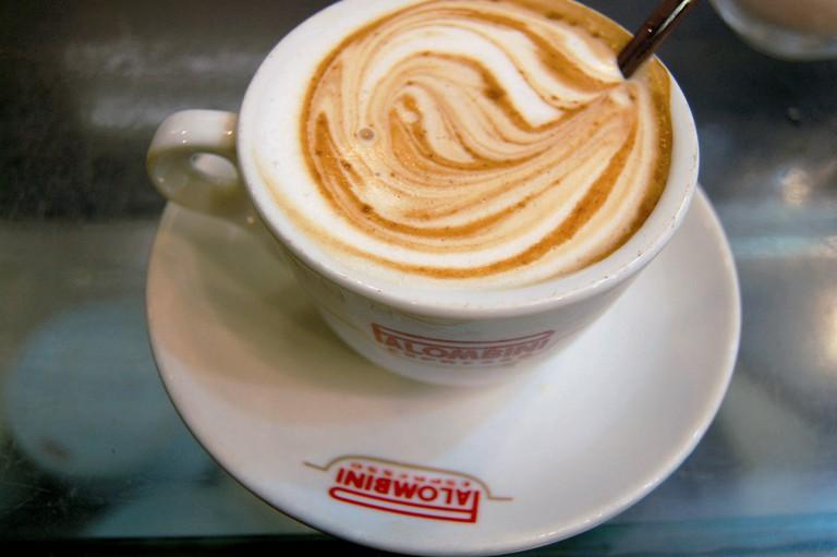 Cappuccino | © Livia Hengel