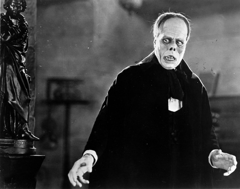 Lon Chaney in 'The Phantom of the Opera'
