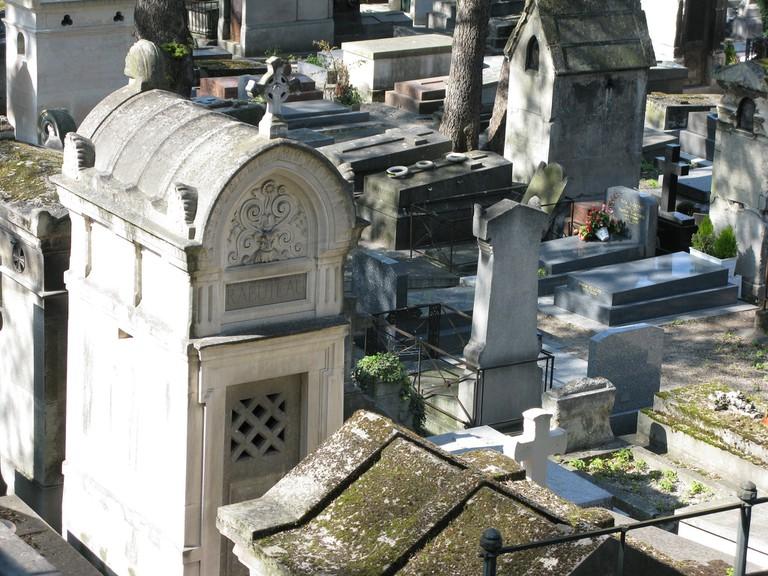 Cimetière de Montmartre │© John Harwood