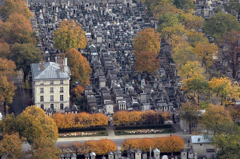 Cimetière de Montparnasse │© Maureen