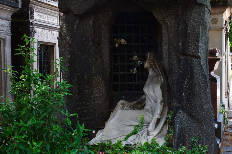 Cimetière du Père-Lachaise│© stanze