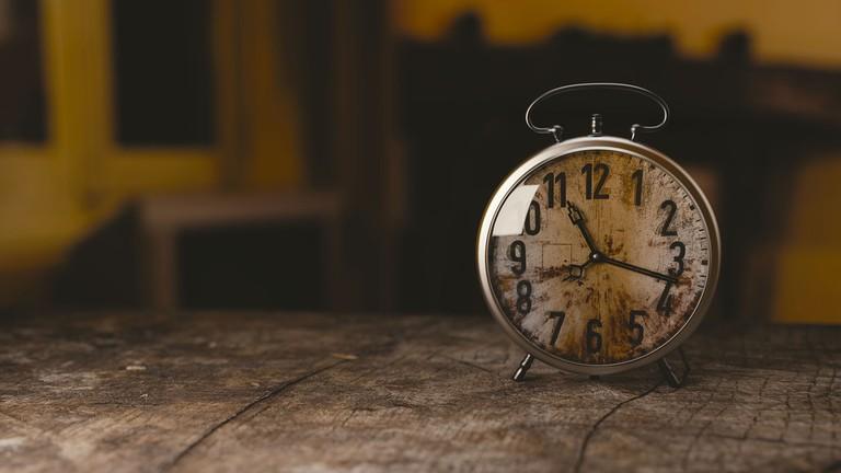 Time | CC0 Pixabay