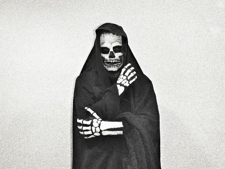 The angel of death   CC0 Pixabay