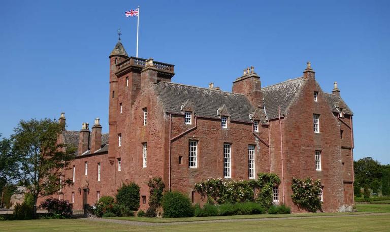 Ethie Castle | Courtesy Of Savills