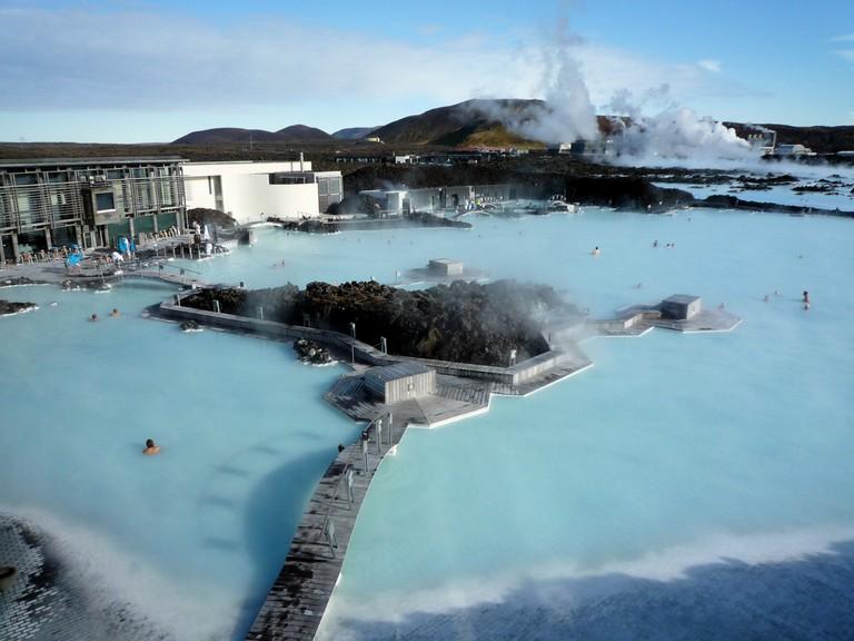 Geothermal spas – Iceland