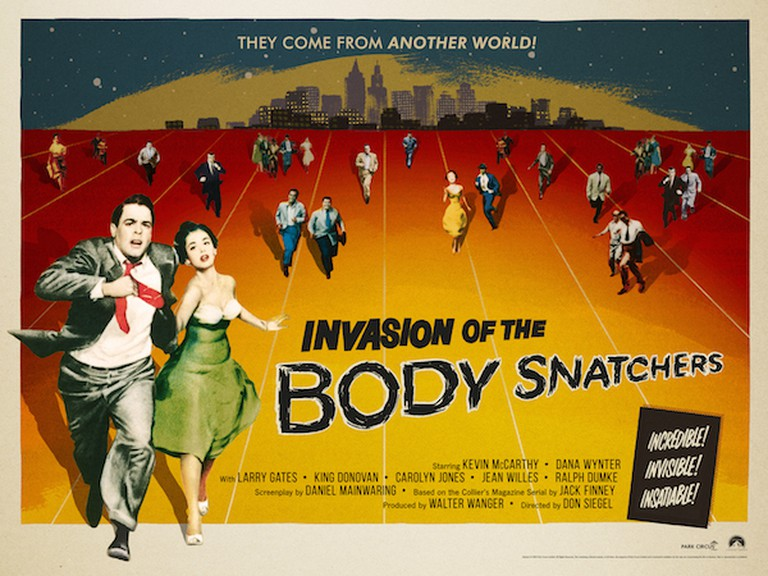 'Invasion of the Body Snatchers' poster