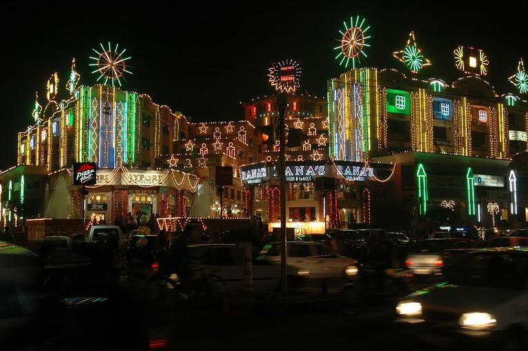 Diwali in Jaipur|©Marc Shanrdo/WikiCommons