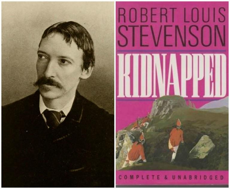 Robert Louis Stevenson | © WikiCommons // © Bounty Books