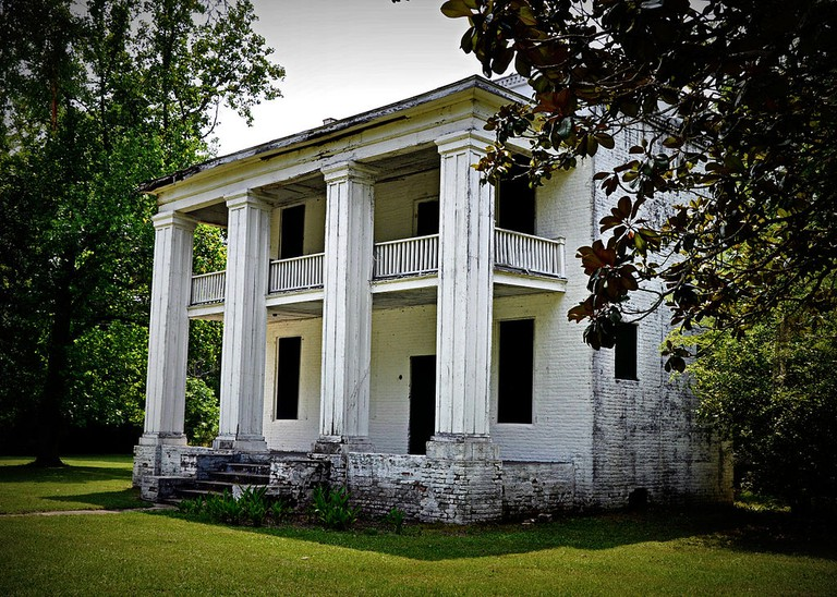 Kirkpatrick Slave Quarters Home in Old Cahaba | © Leigh T Harrell/Flickr