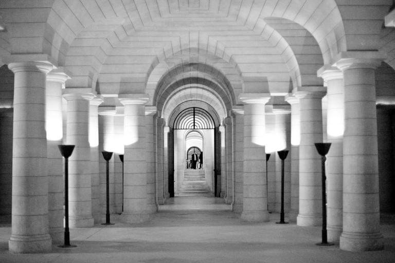 La Crypte du Panthéon │© Mon Œil