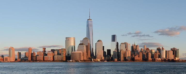 View of Manhattan from Jersey City | © King of Hearts/WikiCommons