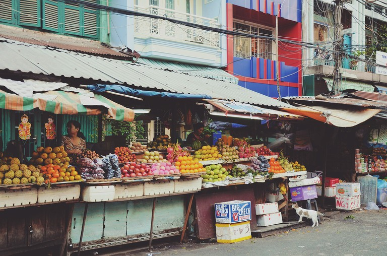 Market | Public Domain/Pixabay