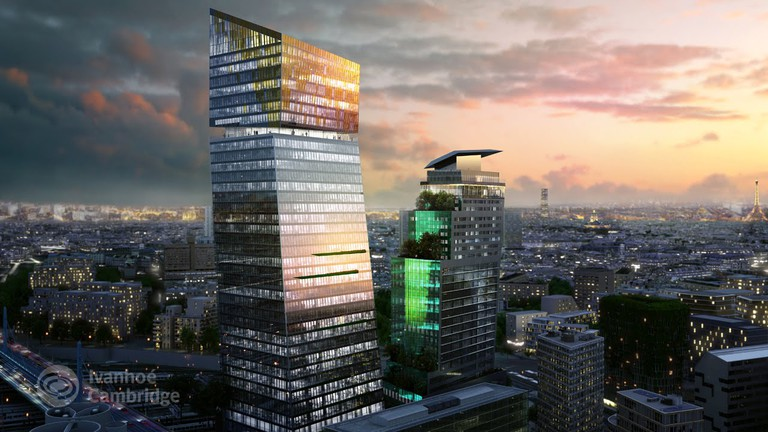 Duo Paris: Due for completion in 2020