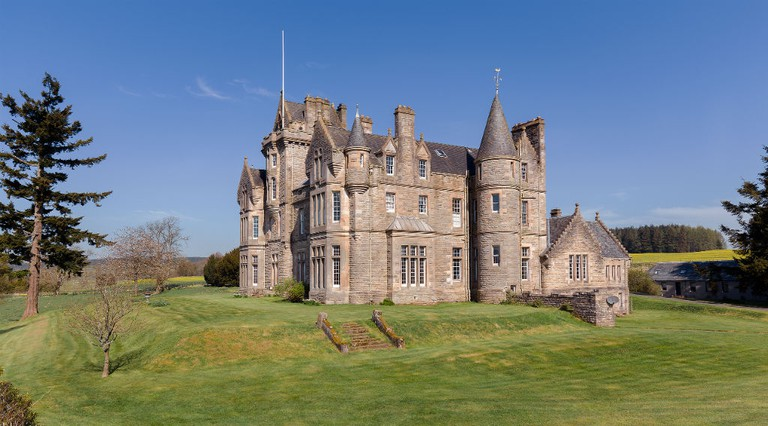 Orchil Castle | Courtesy Of Savills