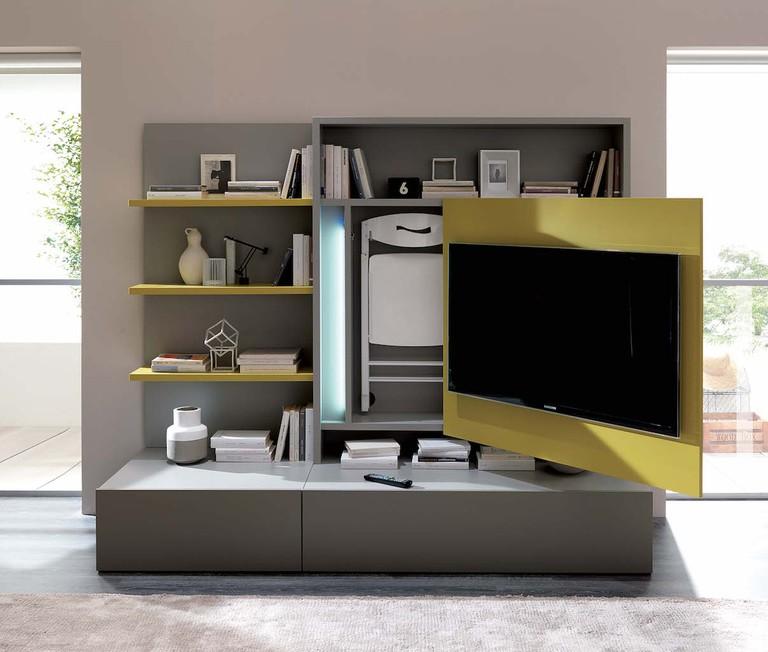 Ozzio's Smart Living transformable furniture