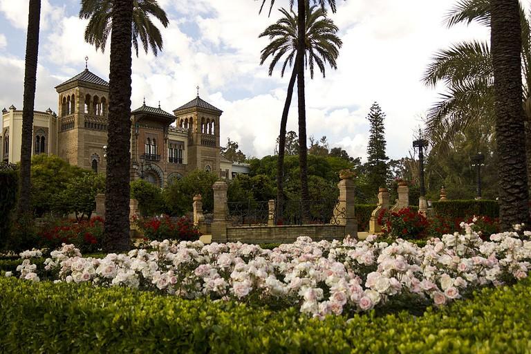 Parque de Mariam Luisa, Sevilla | ©RobertaMorea