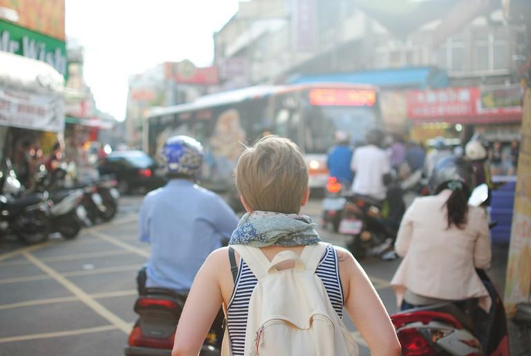 Expat Traveler | © Unsplash/Pixabay