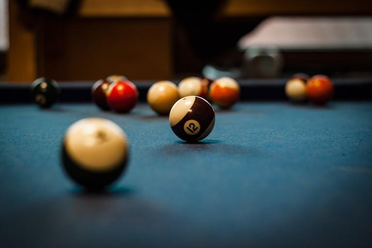 Pool Table | Public Domain/Pixabay