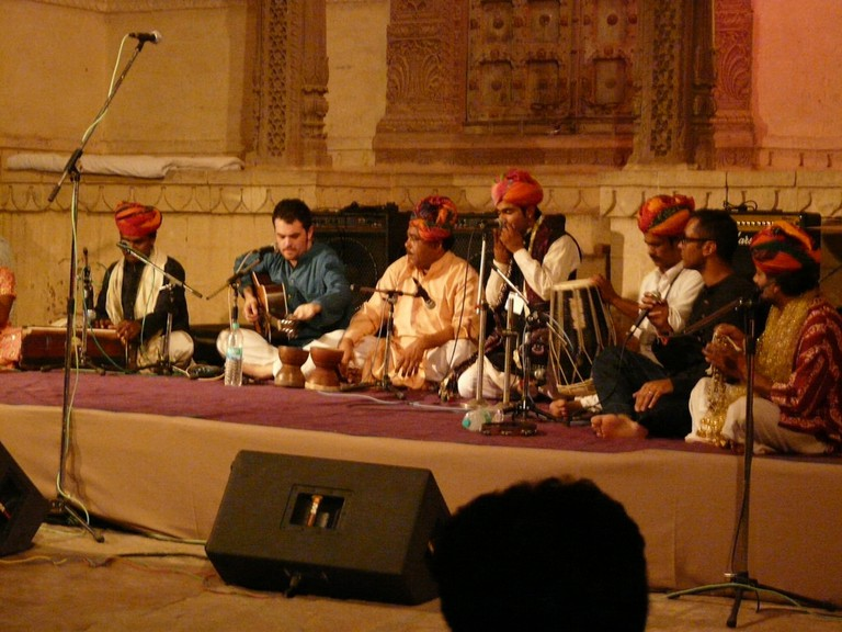 Jodhpur RIFF is among India's top folk festival