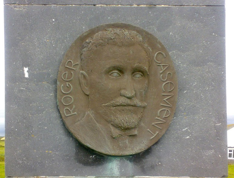 A monument to Roger Casement in Kerry   © Dennissheehan/WikiCommons