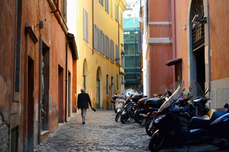 Roman streets | © Livia Hengel