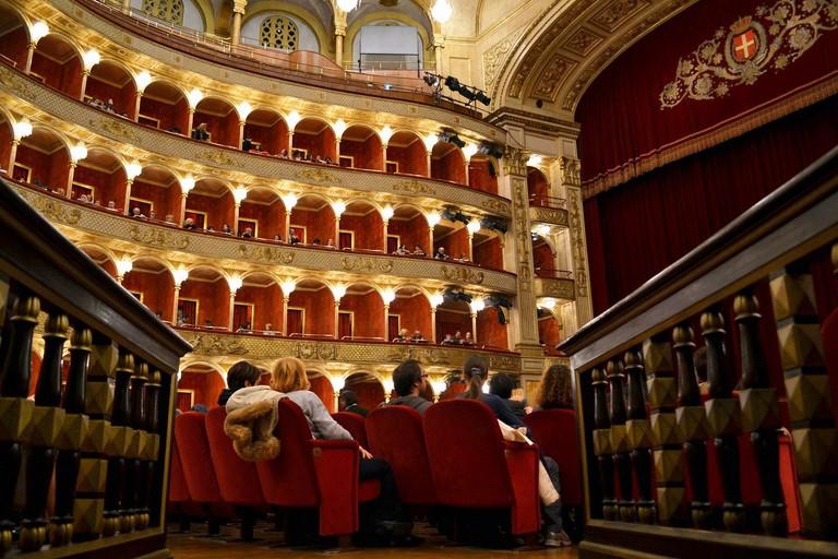Teatro dell'Opera di Roma | © Livia Hengel
