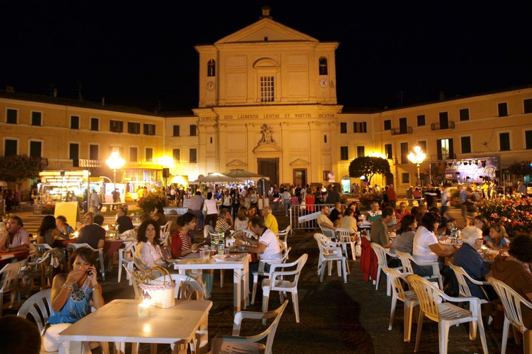 Sagra in San Lorenzo Nuovo | © Flickr/mararie