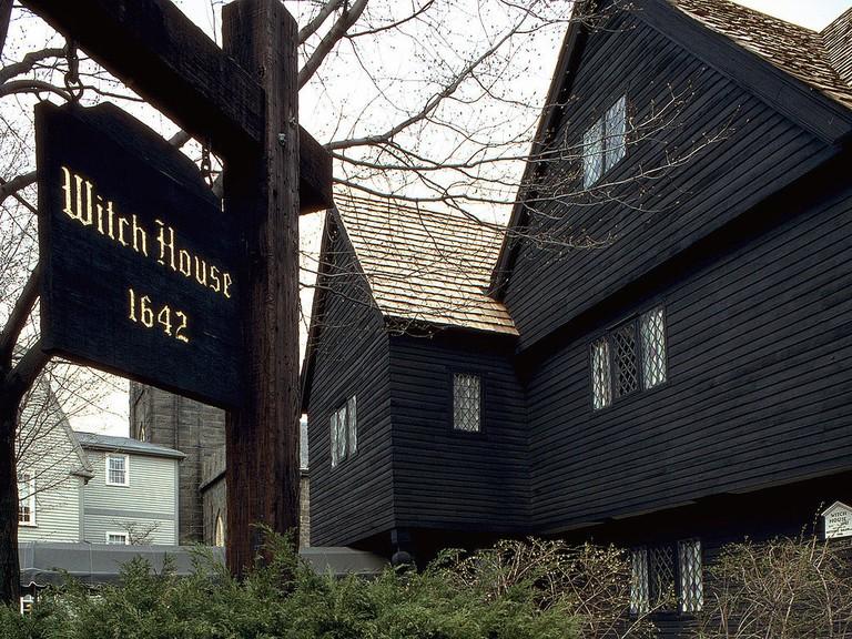 Salem Witch House II | © SalemPuritan/Flickr