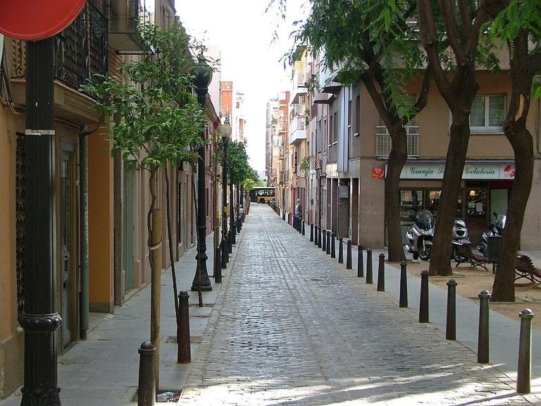 Sant Andreu Barcelona |©KufoletoAntonioDeLorenzo