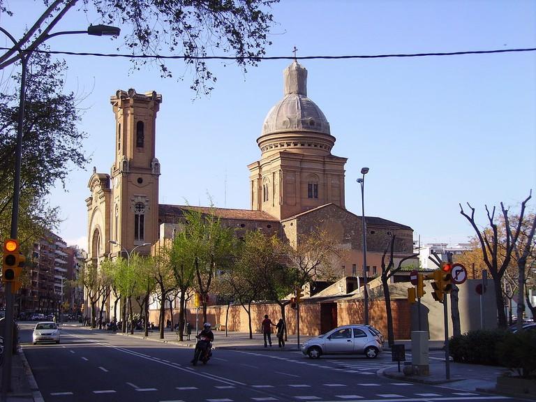 Sant Andreu church, Barcelona