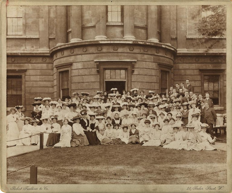 Slade School of Fine Art, 1905 | © Slade School of Fine Art/WikiCommons